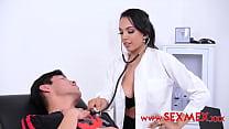 KATRINA MORENO - HOT AS HELL DOCTOR