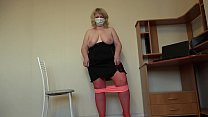 Do you like a mature milf with big tits, big ass? Rate my fat, delicious figure. thumbnail