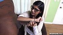 Mia Khalifa Tries A Big Black Dick (mk13775) thumbnail