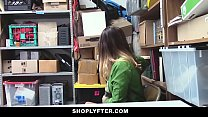 Shoplyfter - Big Tittied Teen Groped And Fucked