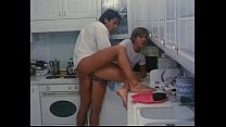 Italian vintage porn: fucked in the kitchen! pornhub video