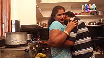 Hot desi masala aunty seduced by a teen boy صورة