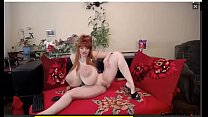 Sandy QueenofSwords Mature Huge Tits Webcam Private 1 preview image