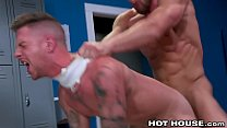HotHouse Coach Daddy Ryan Rose Fucked Me So Hard & I Loved It!