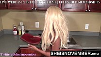 15014 STEP SISTER BLACKMAILED FOR PUSSY BY HER STEP BROTHER ASS WORSHIP MSNOVEMBER preview