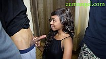 cumangel cumwhores young swallow cumslut whore interracial teen black creampie