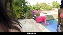 BFFS - Hot Chicks Have Orgy In Miami Image