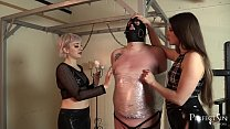 Wrapped and Teased - Real British Domination