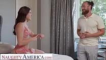 Naughty America - Catalina Ossa fucks friend's ...