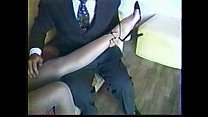 Pantyhose couple having Sex