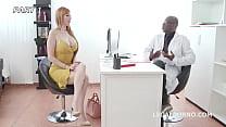 Psycho Doctor #1 Lauren Phillips gets Mike with...