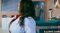 MILF Dr Ariella Ferrera bangs with a hot patient