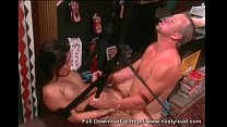Beautiful Girl Fucked In All Holes On A Love Swing