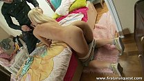 Firstanalquest.com - SEX IN THE ASS WITH AN ADORABLE RUSSIAN TEENAGE SLUT