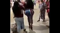 Biggest booty in ghana