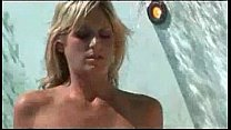 courtney simpson gets bikini ripped off for deep dicking by the pool [village porn] thumbnail
