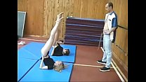 Image: Gym Punishment For Russian Girls