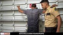 Boy Thief Gets Punished