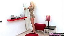 Twistys - (Karolina Frost) starring at Undressing To Impress