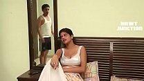 InstaMasti Desi Housewife teaches servant .Skype me vijj k