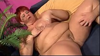 Fat chick fucks her husband - Ehefrau will sex vom Mann - german Vorschaubild