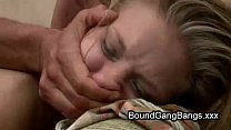 Tied up babe group fucked by hillbillies tumblr xxx video