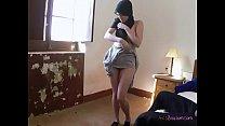 best friend porn & Young Arab Penelope Cum Lets Tutor Screw Her thumbnail