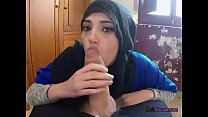 Young Arab Penelope Cum Lets Tutor Screw Her thumbnail