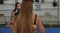 Female Boxing - Alyssa Reece Vs Orsi B