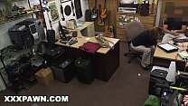 XXX PAWN - Some Guy's Wife Fucks A Stranger For $900 In A Dank Back Room preview image