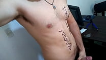 Verification Video Of A Latino Boy With Big Dick