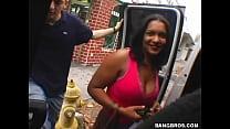 BANGBROS - Hot Babe Fucked On The Bang Bus