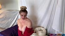 Stepmom surprises her stepson after school - VideoMakeLove.Com