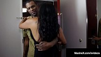 Ass Fucked Asian Milf Maxine-X Is Butt Banged By Black Cock! thumbnail