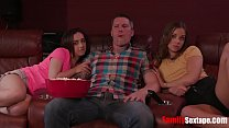 Dad refuses and STEPDAUGHTERS