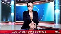 AOC's LIVE Handjob - Jerky Sluts - Cassandra Cain