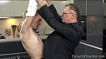 Tricky Old Teacher - Old teacher and his student break all rules Vorschaubild