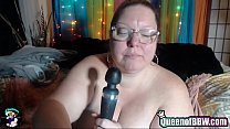BBW Milf Pornstar Platinum Puzzy live naked on cams صورة
