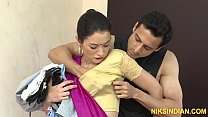 The Hot Maid Kaanta Bai Caught Red Handed And F