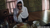 Hungry Arab Woman Fucks For Food and Shelter (Taboo) preview image