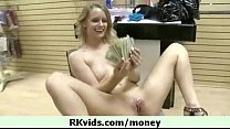 Girl getting cash for some love 26