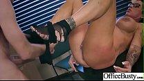 Hardcore Bang With Slut Big Tits Office Girl (Simone Garza) movie-28 صورة