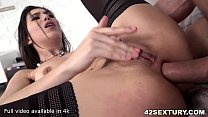 Anya Krey Looks So Appealing in her Stockings, ... Thumbnail