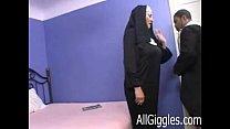 Interracial mature nun - Dana Hayes