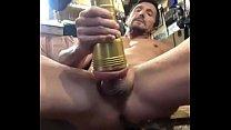 Tommy Daddy Gunn straight Porn Actor Handjob