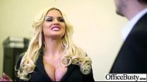 Hard Banged In Office A Real Slut Big Tits Girl (candy sexton) video-09