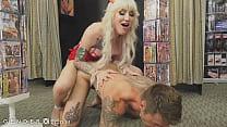 GenderX - Lena Moon Flip Flops Sex Shop Employee