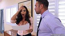 BANGBROS - Latina MILF Squirt Machine Ariella Ferrera Is  On Notice pornhub video
