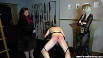 Screams - Mistress Eclipse and Princess Aurora make the slave Suffer
