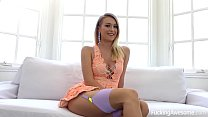 Natalia Starr's Love For Anal's Thumb